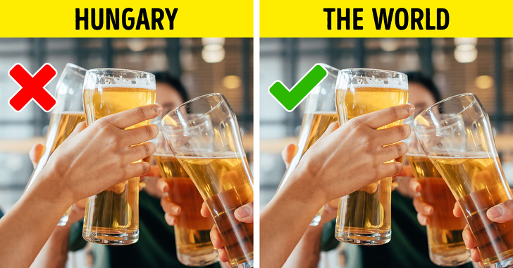 15+ Strange Behaviors That Are Normal in Other Countries