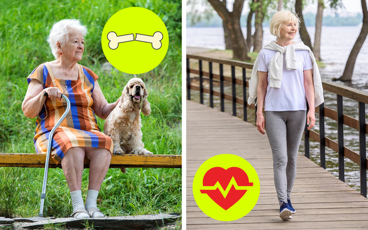 8Real Benefits ofWalking That WeDidn't Expect toBeTrue