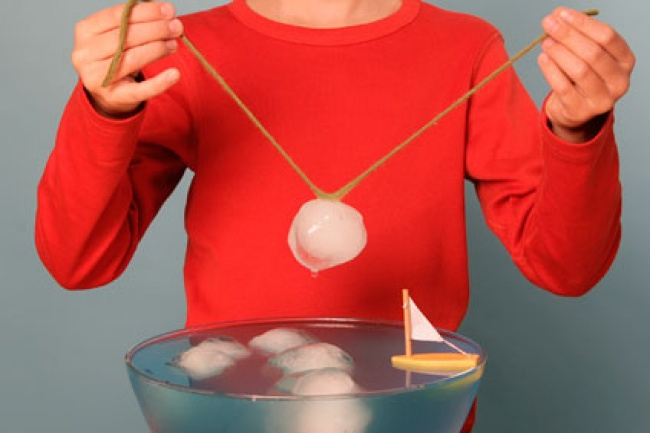 Eight easy science experiments that you can dowith your kids