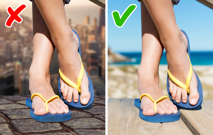9Fashion Mistakes That Can Ruin Any Summer Outfit