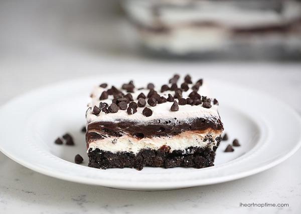 Chocolate-lasagna