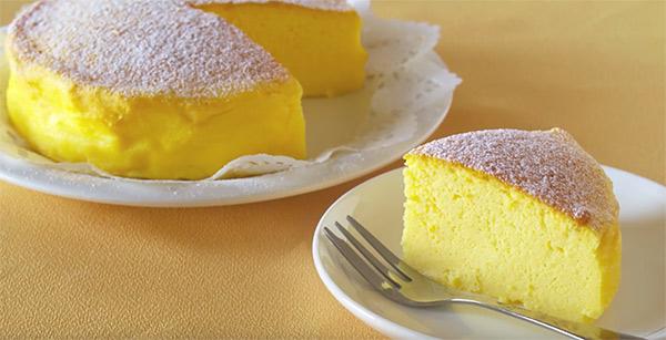 Japanese cheesecake, recipe