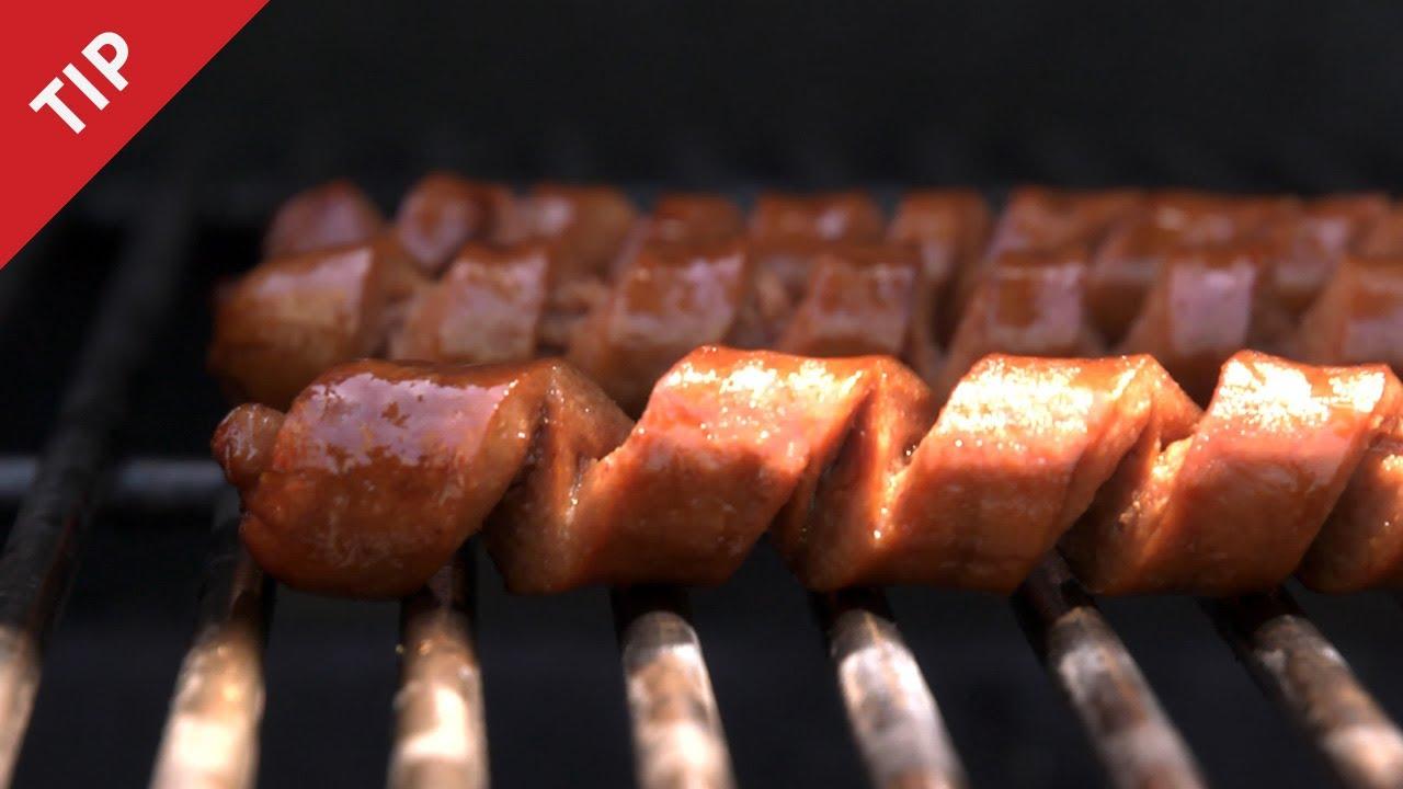 תוצאת תמונה עבור Spiral-Cut Your Wiener