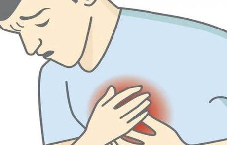 כמה שבועות לפני התקף לב, הגוף מאותת לכם באמצעות 6 הסימנים האלו – אסור להתעלם מהם