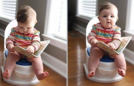 שיטה מדהימה שתגרום לילדכם להשתמש בסיר תוך שלושה ימים בלבד!