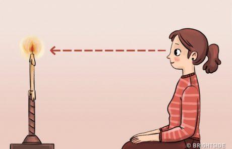 10 תרגילים יום יומיים מוכחים לשיפור הראיה