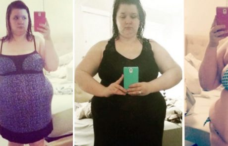 """בן זוגה אמר לה שהיא נראית כמו """"היפופוטם שמן"""" – אך היא הורידה 70 ק""""ג ממשקל גופה וקיבלה את ההחלטה שהייתה אמורה לקבל זמן רב לפני כן"""