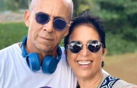 מירית הררי אשתו של דידי הררי נלחמת בגבורה במחלה הארורה