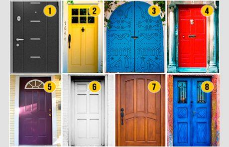 בחרו את הדלת וגלו משהו חדש על האישיות שלכם