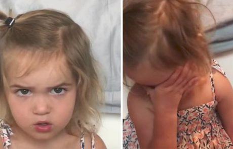 בת שנתיים לא מרוצה מהביטחון בשדה התעופה – צפו עכשיו בסרטון החצוף שלה, שמעמיד את כולם במקומם