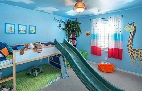 23 חדרי הילדים היצירתיים ביותר בעולם