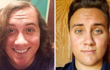 21 גברים שהוכיחו שהתסרוקת הנכונה יכולה לשנות הכל