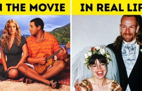 10 סרטים על אהבה שהתסריט שלהם נכתב על ידי החיים עצמם