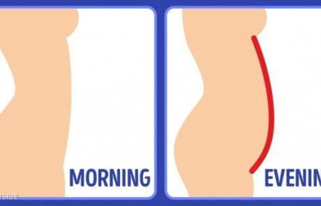 7 הרגלי בוקר שלא מאפשרים לנו לרדת במשקל