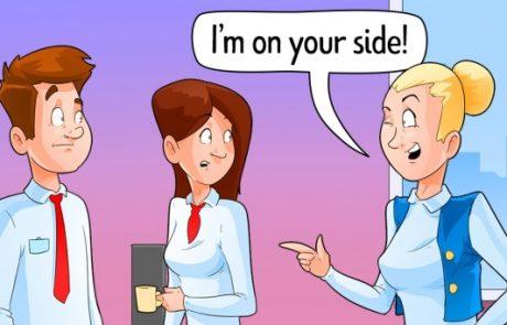 7 טעויות נוראיות שהורסות לך את מערכות היחסים במקומות עבודה