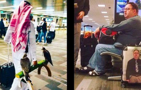 23 דברים מטורפים שיכולים לקרות רק בשדה התעופה