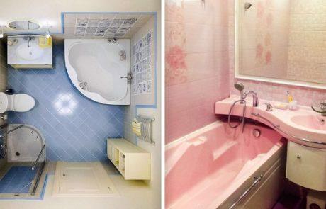 13 רעיונות שיהפכו את חדר האמבטיה שלכם למרווח ויפה יותר