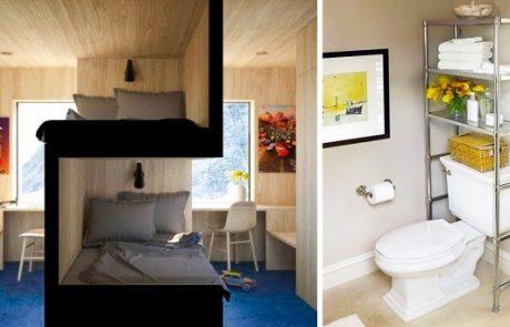 רעיונות העיצוב שיגרמו לכל דירה קטנה להרגיש נעימה ומרווחת יותר