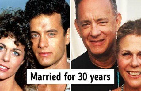 13 נשים מפורסמות שהתחתנו פעם אחת ונראה שזה לנצח